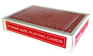 Stripper Deck - Poker Size