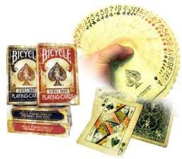 Vintage 1800 Bicycle Deck by Ellusionist