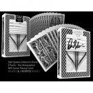 Split Spade Collector's Decks (2 Packs, 1 Autographed, Bee)
