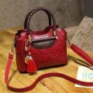 Hand Held Large Capacity Mature Temperament Messenger Women Bag