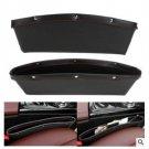 Creative High End Car Leather Seat Seam Box Gap Plug Leakproof Storage Box