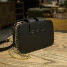 Fashion Chain Small Clip Slung Shoulder Handbag