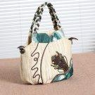 Colorful ethnic style handbag original shoulder messenger bag