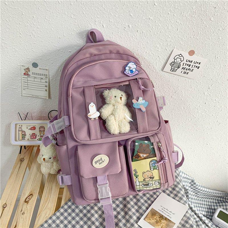 Large Capacity Cartoon Backpack