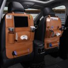 Car Interior Supplies Multifunctional Seat Back Leather Folding