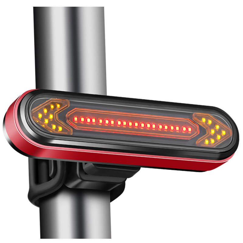 Wireless Remote Control Bicycle Steering Tail Light