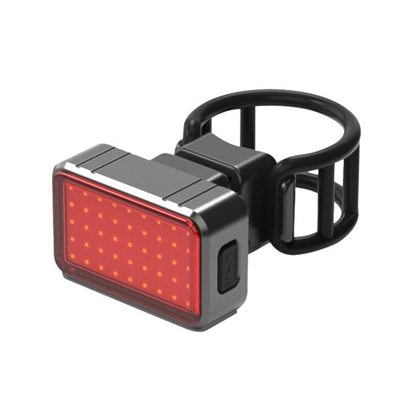 Machfally USB Smart Sensor Bicycle Light