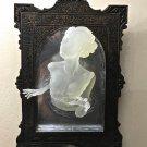 The Ghost Resin Luminous Ornament Mirror
