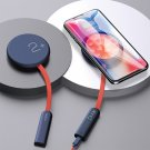 Double Side Quick Charging Magnetic Suction