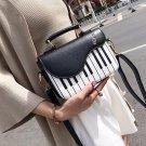 Music Lovers Piano Shaped Bag