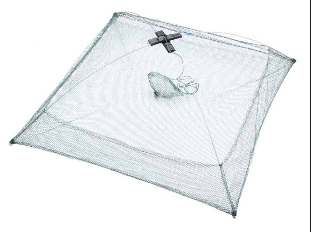 Pull-out Net Fishing Gear