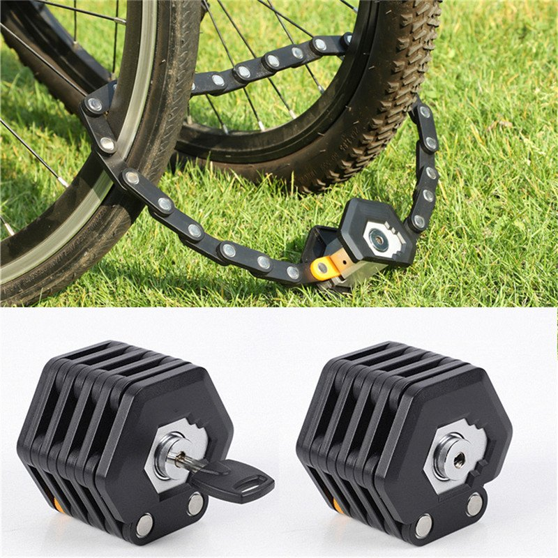 Heavy Duty Industrial Bike Lock