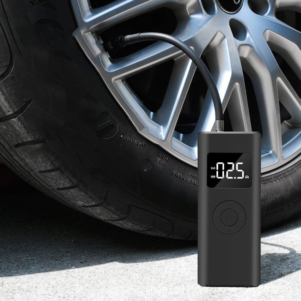 Wireless Electric Air Pump Portable 2500mAh