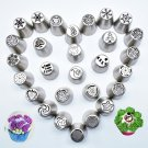 DIY Stainless Steel Christmas Cakes Decoration Tools