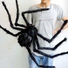 Halloween Ghost Festival Supplies Bar Decoration Props Plush Spider