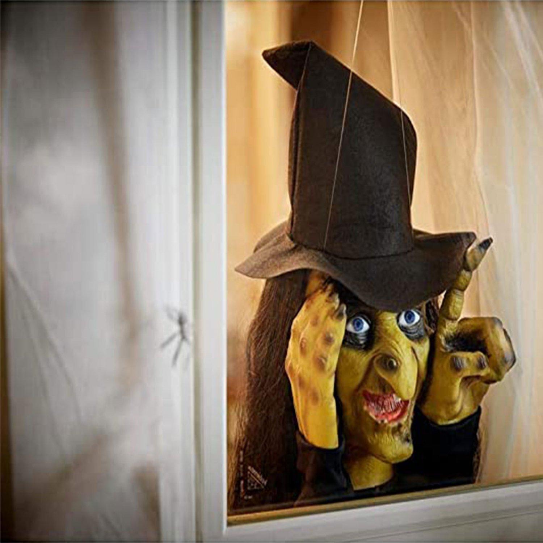 Halloween New Product Voyeur Old Witch Terrible Voyeur