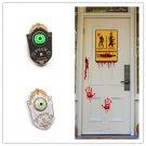 Halloween One Eyed Doorbell Decoration
