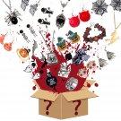 Halloween Mystery Jewelry Bag