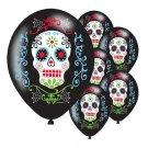 Halloween animal skull latex balloon