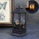 Creative Halloween Simulation Flame Lamp Ornaments