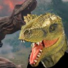 Cartoon Animal Tyrannosaurus Head Set Atmosphere Props