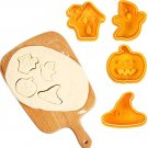 Halloween spring press the cookie cutter