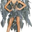 Dark Night Angel Costume Halloween Cosplay