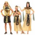 Halloween Cosplay Costume Masquerade Cleopatra Indian Queen