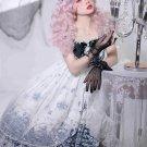 Japanese Gothic Jsk Lolita Dress Halloween Amusement Park Dark