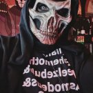 Cross-border Halloween New Full-head Skull Mask