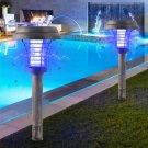 Solar Mosquito Killer Led Mosquito Repellent Lamp