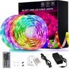 LED Strip Lights Lamp 5050 RGB Flexible Tape