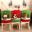 Christmas Ski Chair Set