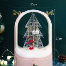 Elk Starry Sky Earring Storage Rack Jewelry Capacity Dustproof Display Stand