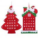 Countdown calendar pendant