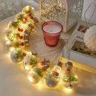 Led Room Decoration Christmas Tree String Lights