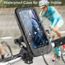 Bicycle Motorcycle Waterproof Mobile Phone Stand