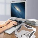Adjustable Laptop Stand Rotating Cooling Holder Computer Foldable Aluminum
