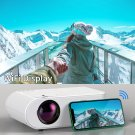 Portable Smart Projector P62 Supports Home Use