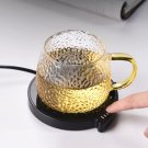 Smart Coffee Mug Cup Warmer For Office Home With Three Temperature Waterproof