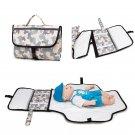 Newborn Multifunction Travel Waterproof Portable Diaper Change Pad Cover