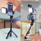 Mobile Phone Vlog Selfie Stick Short Video Live Fill Light Bracket