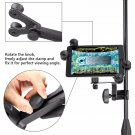 For Apple Neewer 6-11 inches Adjustable Music Mic Microphone Stand Tablet Holder