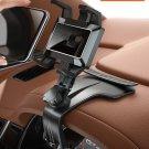 Car Phone Holder Rotary Adiustable Navigation Car Phone Stand Multi-Function