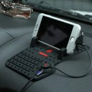 Car Mobile Phone Stand Wholesale Silicon Car Charging Base Stand Navigation Stand
