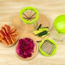 Multifunctional Kitchen Fruit And Vegetable Stainless Steel Blade Slicer