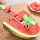 Watermelon Windmill Cutter Stainless Steel Cut Watermelon Artifact Fruit Cut Artifact