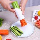 Carrot cucumber divider