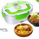 Electric lunch box food grade plastic 110v 220v plug in lunch box household appliances gift