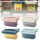 Household Multifunctional Drawer Refrigerator Storage Box Storage Box Vegetable